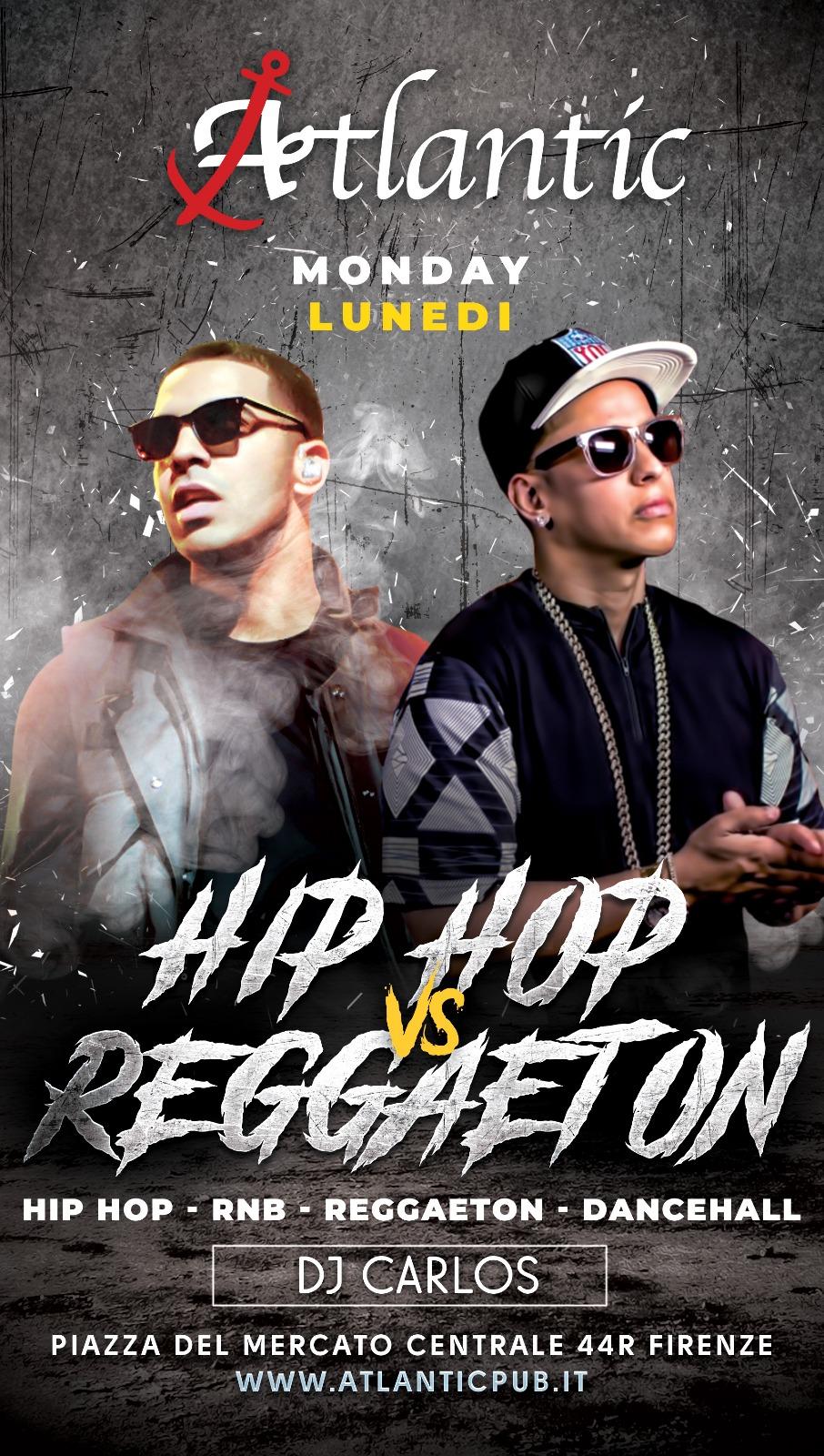 hiphop reggaeton dancehall Firenze lunedì